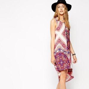 Vero Moda Amsterdam Scarf Print Dress